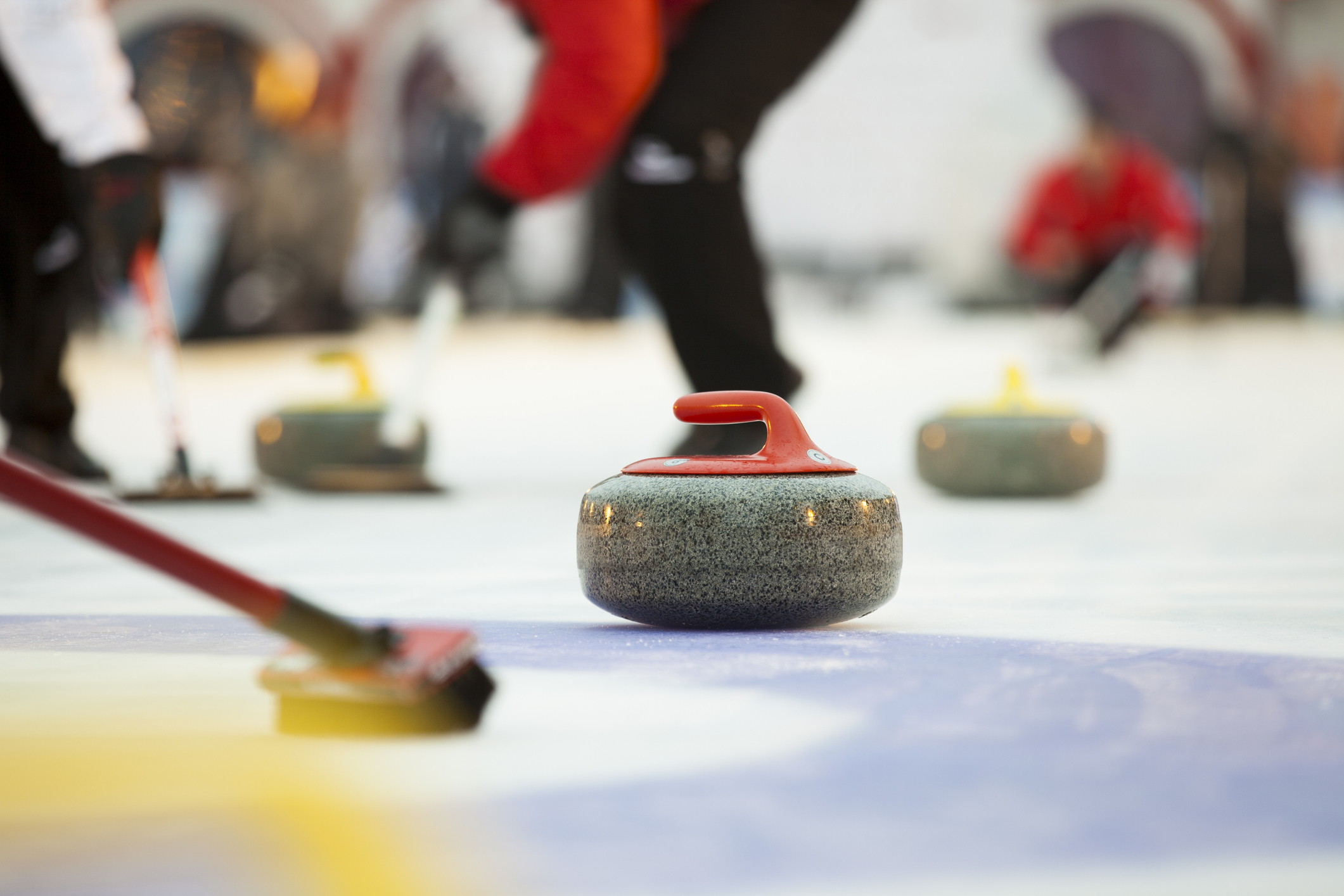 Curling at Mesabi Curling Club
